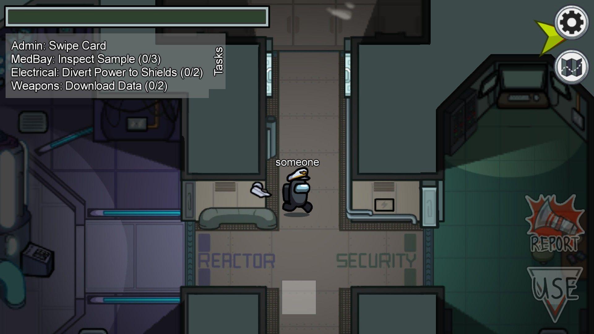 among us gameplay screenshot